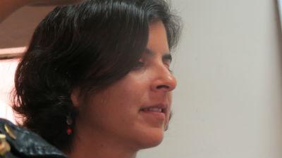 Paulina Uribe. Foto: Agustín Galo Samario.