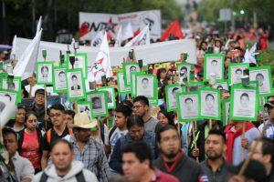 Poartada Ayotzinapa
