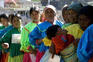 Foto: Comisión Nacional para el Desarrollo de los Pueblos Indígenas.
