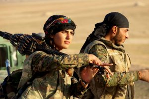 Foto: Actualidad Kurda.