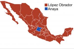 Portada-Mapa Elección Presidencial 2018-INE-1600x-min--Fuente INE--