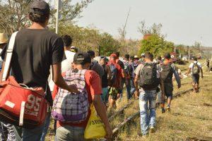 Foto: Movimiento Migrantes Mesoamericano.