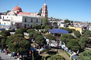 Nanacamilpa, Tlaxcala. | Foto: Eduardo Vera Olvera.