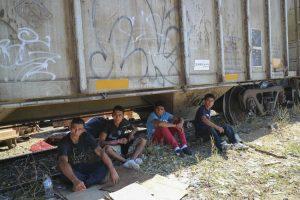 Portada niños migrantes