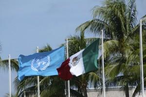 Cancún, Quintana Roo, será sede de la COP13 que se llevará a cabo del 4 al 17 de diciembre. | Foto: Elizabeth Ruiz / Cuartoscuro.