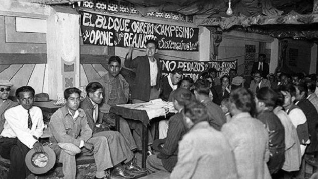 Las huelgas han sido y son un factor clave de la lucha de clases ‹ .::  SomosMass99 ::.